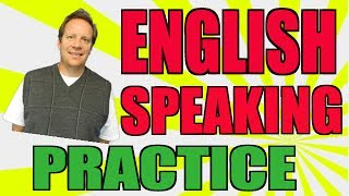 getlinkyoutube.com-English Speaking Practice: How You Can Become More Fluent in English