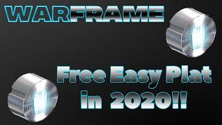 getlinkyoutube.com-Warframe - How To Get Free Platinum Tutorial