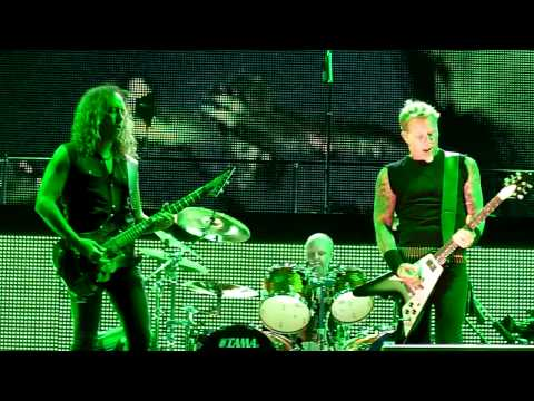 Metallica - Blackened (Live in Oslo, May 23rd, 2012)