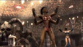 Mortal Kombat 9 Arcade Ending Sheeva HD 720p