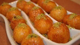 getlinkyoutube.com-طريقة اعداد الحلى الهندي الشهير جولاب جامون