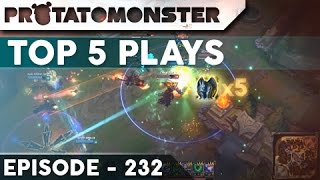 League of Legends Top 5 Plays Week 232