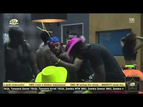 Big Brother Hotshots - After party