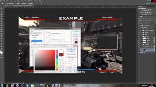 getlinkyoutube.com-Free GFX: Twitch Overlay Template 100% Editable PSD 2014 1080p