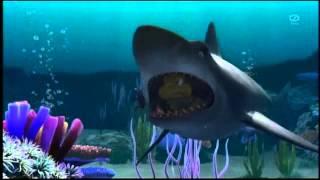 getlinkyoutube.com-【vore アニメ】GON ゴン サメの捕食? shark