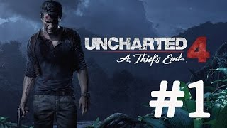 UNCHARTED 4  Fundi i hajdutit #1