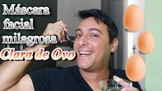 getlinkyoutube.com-[Clara de Ovo] Anti Envelhecimento da Pele