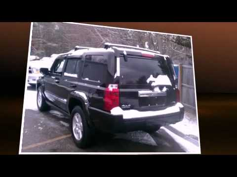 2007 Jeep Commander Limited in Saco, ME 04072