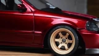 getlinkyoutube.com-1/24|Revell Honda Civic Si| GE FILMS X SCALEDWORLD.NET