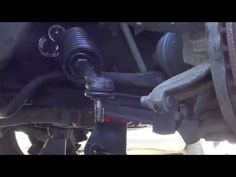 Nissan Primera p10 Steering Boot replacement