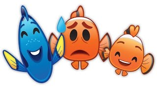 getlinkyoutube.com-Finding Nemo as told by Emoji | Disney