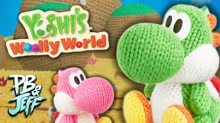 getlinkyoutube.com-CUTENESS! - Yoshi's Woolly World (Part 1)