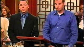 Nop on judge Mathis