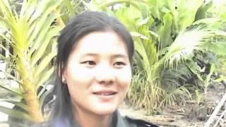 getlinkyoutube.com-KNU Female Soldier