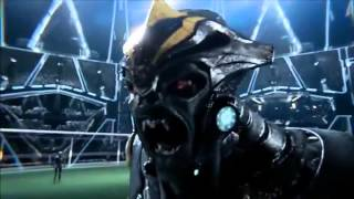 getlinkyoutube.com-#Galaxy 11 vs Alien Full match