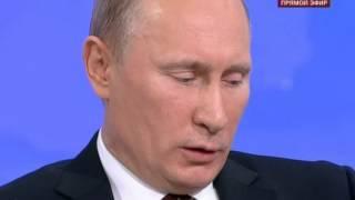 Вопрос В.В.Путину: Если бы вы были на месте Горбачёва?