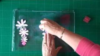 getlinkyoutube.com-Hand made paper flowers (card-making-magic.com)
