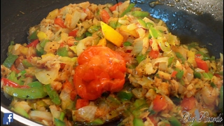 JAMAICAN FOOD ..BEST CARIBBEAN FOOD ...Chef Ricardo Cooking
