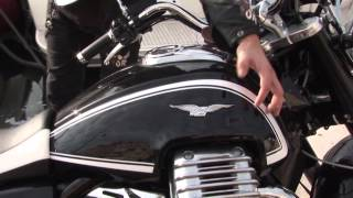 getlinkyoutube.com-2013 Moto Guzzi California 1400 Touring Full Review