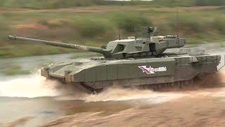 getlinkyoutube.com-Russia MOD - T-14 Armata Main Battle Tank At Army 2016 [720p]