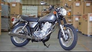 getlinkyoutube.com-2014 Yamaha SR400