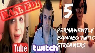 getlinkyoutube.com-5 Permanently Banned Twitch Streamers