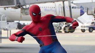 getlinkyoutube.com-Spider-Man - Fights/Swinging Compilation IMAX HD