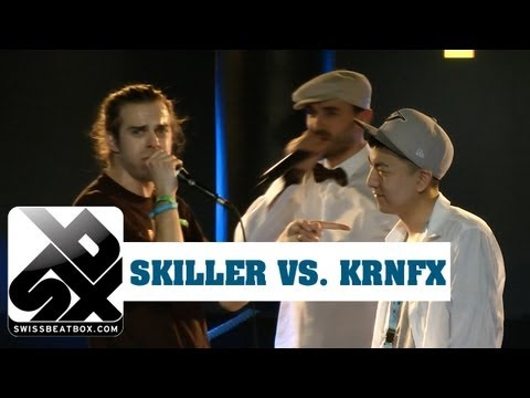 Krnfx vs. Skiller - Final Round - Grand Beatbox Battle