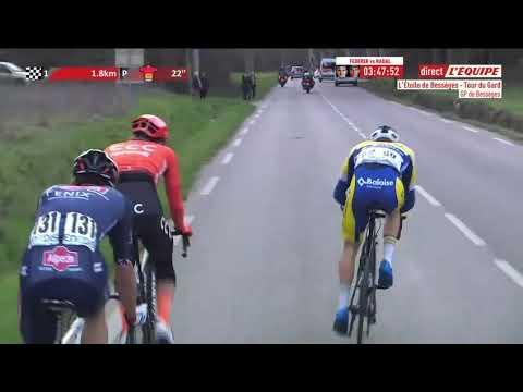Dries De Bondt wins the third stage of Etoile de Bessèges
