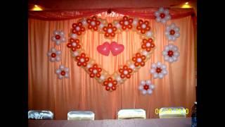 getlinkyoutube.com-Цветы из воздушных шаров  (  изготовление  )  №  2 .