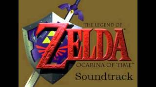 getlinkyoutube.com-The Legend of Zelda Ocarina of Time Soundtrack