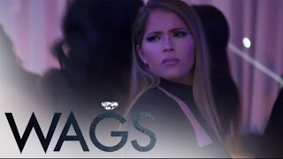 getlinkyoutube.com-WAGS | Olivia Confronts Marcedes Lewis At L.A. Party | E!