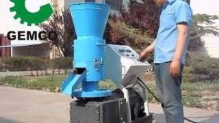 getlinkyoutube.com-New pellet mill, China Made Biomass Pellet Mill, and green resources