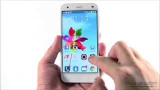 getlinkyoutube.com-[ Review ] : ZTE Blade S6 | papayatop.com