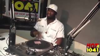 getlinkyoutube.com-50 Cent Thinks Nicki Minaj is Reason Why Drake and Meek are Beefing! Birdman v Lil Wayne