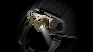 STRIX [EN] Headlamp for tactical operations - Infrared lighting