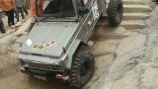 getlinkyoutube.com-Suzuki Samurai Poupakis Trial Attart