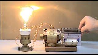 getlinkyoutube.com-Electric motor generator