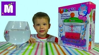 getlinkyoutube.com-Орбиз волшебная фабрика набор c разноцветными шариками Orbeez Magic Maker unboxin set