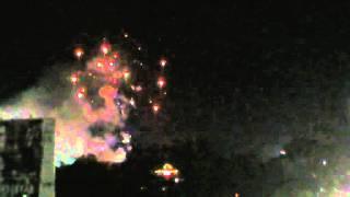 getlinkyoutube.com-Thrissur Pooram  Fireworks Paramekkavu Team