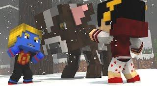 getlinkyoutube.com-Minecraft Mods: ESCADONA - Sou um Homem Formiga ‹ AM3NIC ›