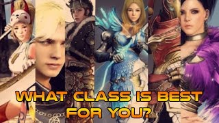 Black Desert Online - Which Class Should YOU Play?