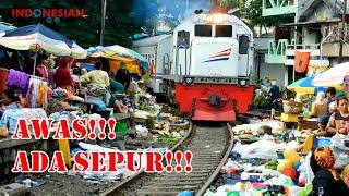 getlinkyoutube.com-Indonesian Extreme Railways - Surabaya