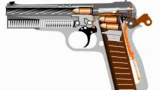 getlinkyoutube.com-Como funciona uma pistola Colt1911 .45
