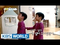 Twins' House - Safety education for the twins [The Return of Superman  2017.01.29]