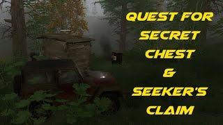 getlinkyoutube.com-H1Z1 Quest for Secret Chest & Seeker's Claim