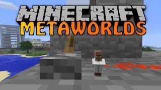 getlinkyoutube.com-Minecraft METAWORLDS