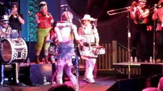 getlinkyoutube.com-March Fourth Marching Band - Amy Hatfield - Hula Hoop