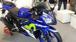 getlinkyoutube.com-Yamaha R15 Movistar Special Edition MotoGP (Motor yamaha Terbaru)