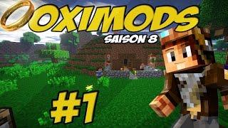 getlinkyoutube.com-[Minecraft] OxiMods S8 Ep.1 - DES QUÊTES !!
